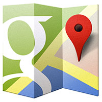 Google Maps - Directions to George Travis Limited